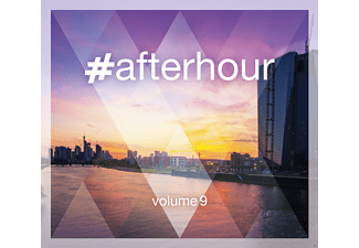VARIOUS - #afterhour, Vol.9 - (CD)