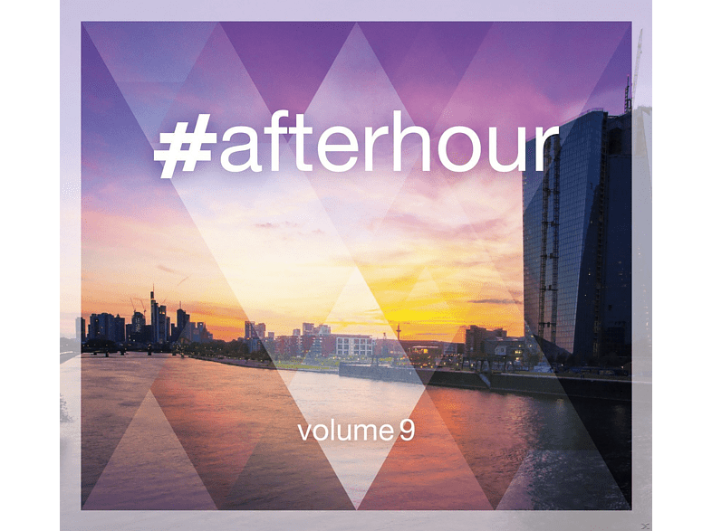 VARIOUS - #afterhour, Vol.9 [CD]