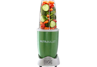NUTRIBULLET 93114 Superfood Extraktor, Standmixer, 600 Watt, Grün