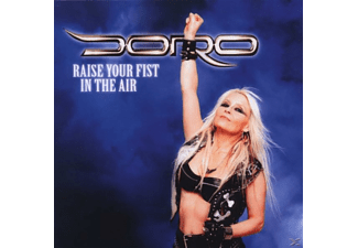 Doro - Raise Your Fist In The Air - (Maxi Single CD)