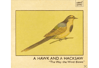 A Hawk  A Hacksaw - The Way The Wind Blows - (LP + Bonus-CD)