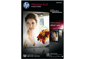 HP Premium Plus Semi-Gloss A4 20 feuilles
