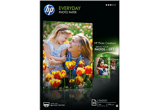 HP Everyday Glossy A4 25 vellen (Q5451A)