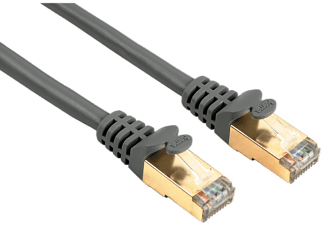 HAMA Ethernet patchkabel CAT5e STP 0.5 m (75041899)