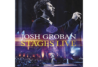 Josh Groban - Stages Live (CD + Blu-ray)