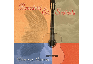 Benedetti & Svoboda - Flamenco Dreams (CD)
