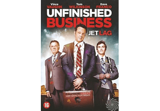 Unfinished Business | DVD