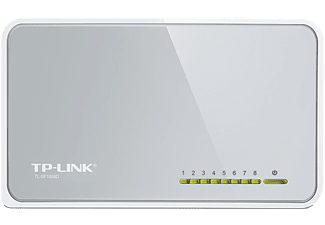 TP-LINK 8-poorten Desktop Switch (TL-SF1008D)