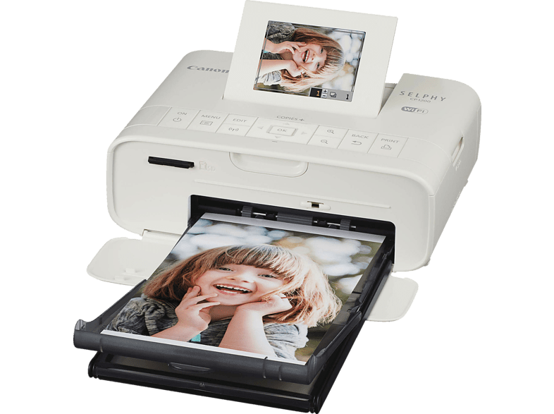 CANON SELPHY CP 1200 Fotodrucker Thermosublimationsdruck