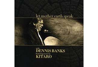 Kitaro, Dennis Banks - Let Mother Earth Speak (CD)