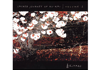Kitaro - Sacred Journey Of Ku-Kai Volume 2 (CD)
