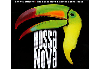 Solisti E Orchestre Del Cinema Italiano - The Bossa Nova & Samba Soundtracks (CD)