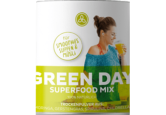 ELEMENTS EL 100 Superfood Mix Green Day, Trockenpulver für Smootie