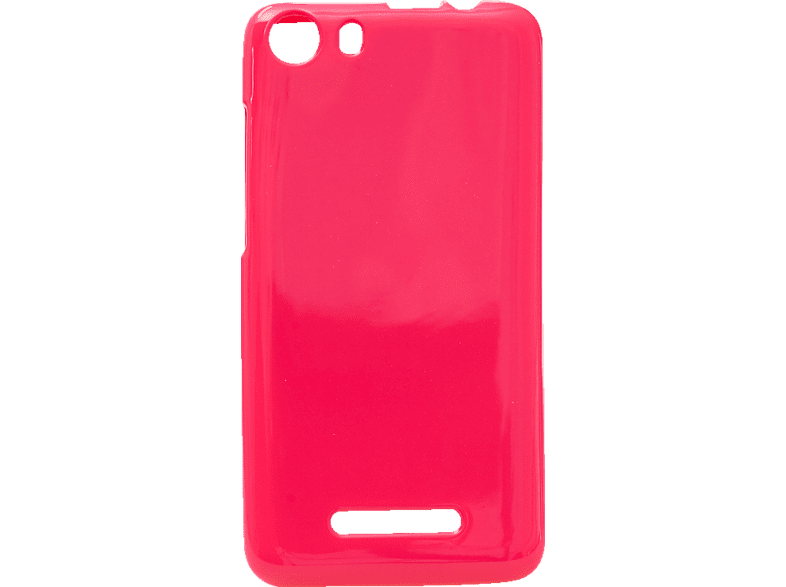 VM-726 Wiko Lenny 2 thermoplastisches Polyurethan Pink | 04056212007227