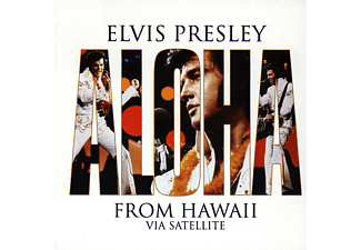 Elvis Presley - ALOHA FROM HAWAII [CD]
