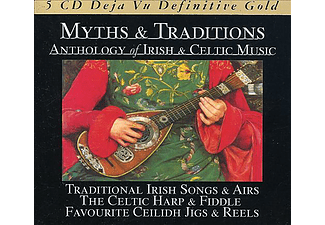 Különböző előadók - Myths & Traditions - Anthology Of Irish & Celtic Music (CD)