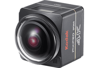 KODAK SP 360 4K- BK8 Extreme Pack Action Cam 4K
