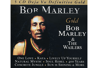 Bob Marley & The Wailers - Gold (CD)