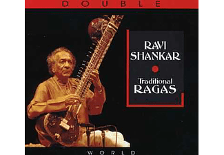 Ravi Shankar - Traditional Ragas (CD)