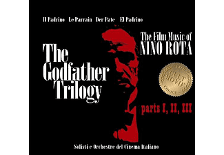 Nino Rota - The Godfather Trilogy (A keresztapa) (CD)