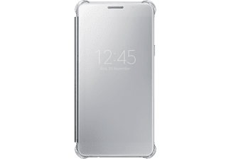 SAMSUNG Clear View Cover Galaxy A5 (2016) Zilver (EF-ZA510CSEGWW)
