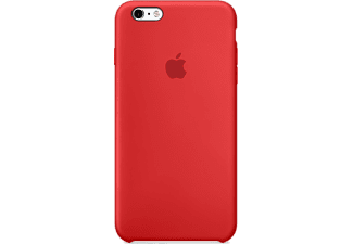 APPLE Silicone Case Rood (MKXM2ZM/A)
