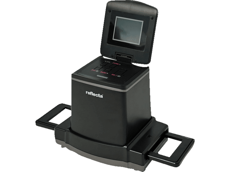 REFLECTA x120 Scan Scanner , 1.360 dpi