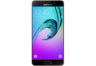 SAMSUNG Galaxy A5 (2016), Smartphone, 16 GB, 5.2 Zoll, Pink/Gold, LTE