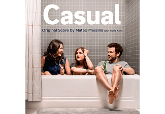 Mateo Messina, Rolfe Kent - Casual (CD)