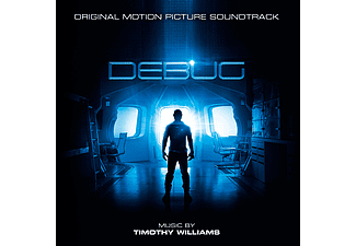 Timothy Williams - Debug - Original Motion Picture Soundtrack (CD)