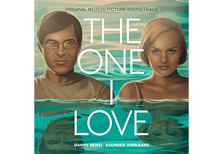 Danny Bensi, Saunder Jurriaans - The One I Love - Original Motion Picture Soundtrack (Az, akit szeretek) (CD)