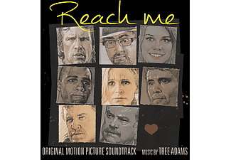 Tree Adams - Reach me - Original Motion Picture Soundtrack (Érj el!) (CD)
