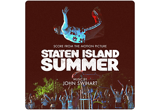 John Swihart - Staten Island Summer - Score from the Motion Picture (CD)