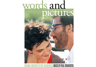 Paul Grabowsky - Words and Pictures - Original Motion Picture Soundtrack (Apropó szerelem) (CD)