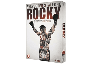 Rocky Heavyweight Collection | DVD