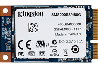 KINGSTON SSDNow 480GB 550MB-520MB/s mSATA SSD  530/340Mb/s SMS200S3/480G