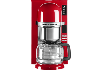 KITCHENAID 5KCM0802EER, Kaffeemaschine, Empire Rot