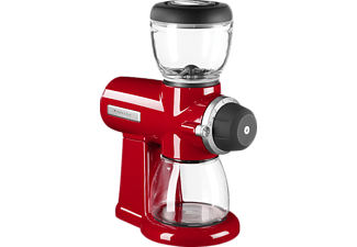 KITCHENAID 5KCG0702EER, Kaffeemühle, Empire Red