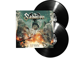 Sabaton - Heroes On Tour - (Vinyl)