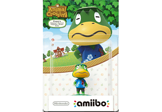 AMIIBO Animal Crossing: Käpten Spielfigur
