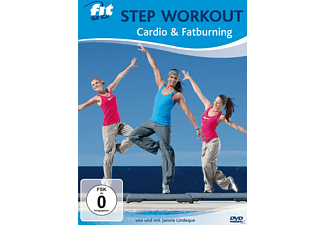 Fit For Fun - Step Workout - Cardio & Fatburning - (DVD)
