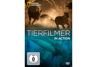 National Geographic: Tierfilmer in Action - (DVD)