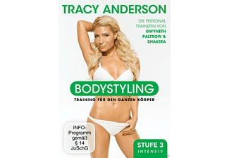 Tracy Anderson: Bodystyling - Intensiv - Stufe 3 - (DVD)