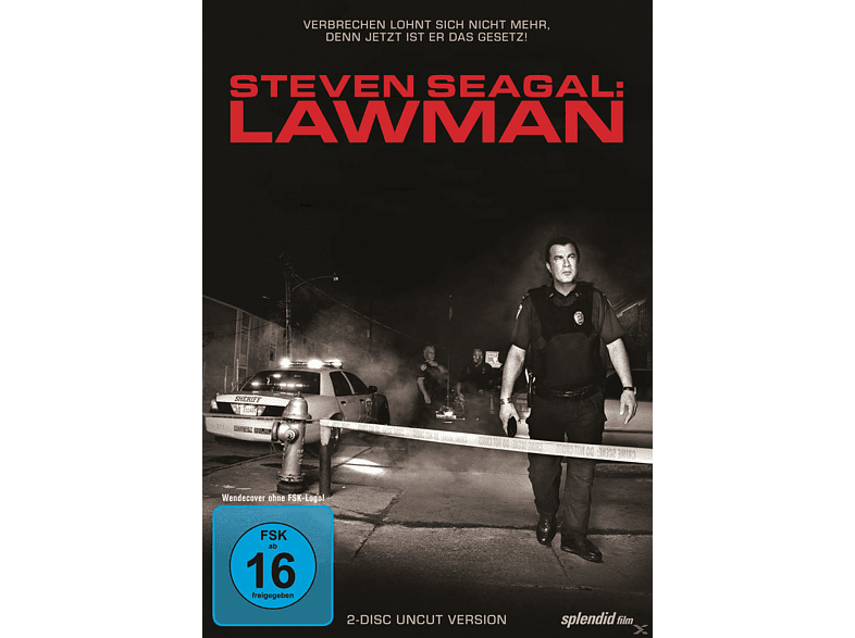 Steven Seagal - Lawman - Staffel 1 [DVD]