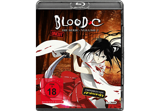 Blood-C - Die Serie - Volume 2 - Episode 4-6 - (Blu-ray)