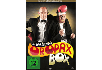 Chaostheater Oropax - The Amäzing Box - (DVD)