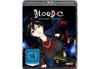 Blood C - Die Serie Volume 4 - Episode 10-12 [Blu-ray]