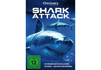 Shark Attack - (DVD)