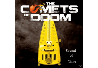 The Comets Of Doom - Sound Of Time - (CD)