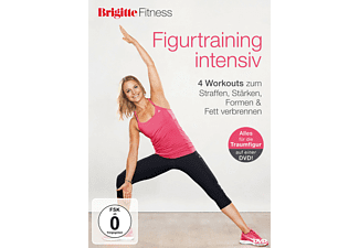 Brigitte - Figurtraining intensiv - (DVD)